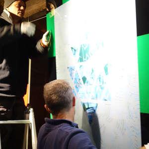 Image 250 - At work Plexiglas, 2015, JP Sergent