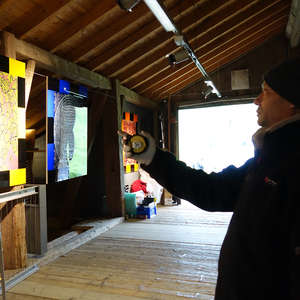 Image 252 - At work Plexiglas, 2015, JP Sergent