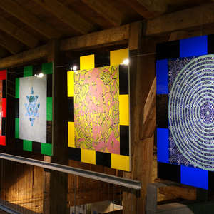 Image 20 - Installations, JP Sergent