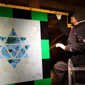 Image 248 - At work Plexiglas, 2015, JP Sergent