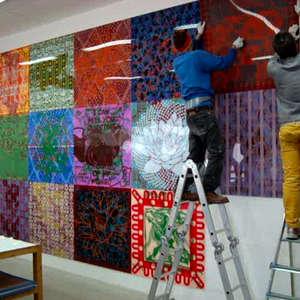 Image 26 - Installations, JP Sergent