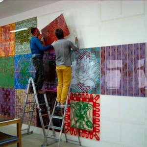 Image 25 - Installations, JP Sergent