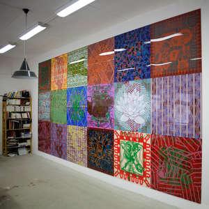 Image 27 - Installations, JP Sergent