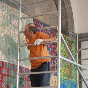 Image 154 - Z-Expo-MBA-Besancon-Photos-Installing-the-Panels-2019, JP Sergent