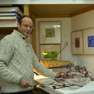 Image 36 - Studio Besançon, JP Sergent