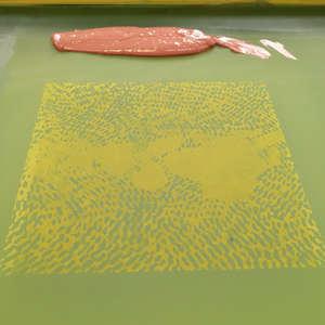 Image 168 - At Work on paper Shakti-Yoni-3-2017, JP Sergent