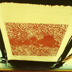 Image 169 - At Work on paper Shakti-Yoni-3-2017, JP Sergent