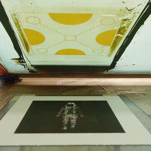 Image 187 - At Work on paper Shakti-Yoni-3-2017, JP Sergent