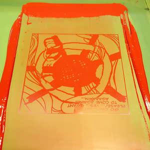 Image 141 - At Work on paper Shakti-Yoni-3-2017, JP Sergent