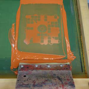 Image 147 - At Work on paper Shakti-Yoni-3-2017, JP Sergent
