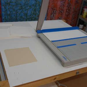 Image 157 - At Work on paper Shakti-Yoni-3-2017, JP Sergent