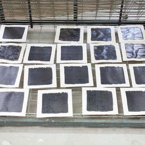 Image 291 - At Work on paper Shakti-Yoni-3-2017, JP Sergent