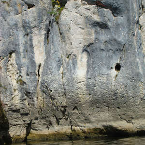 Image 293 - Jean-Pierre sergent, Water, Rocks, Trees & Flowers, April 2014, JP Sergent