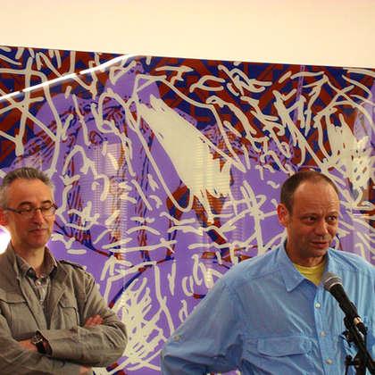 Image 1 - zExpo Mulhouse 2011 Vernissage, JP Sergent