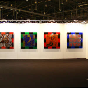 Image 52 - Installations, JP Sergent