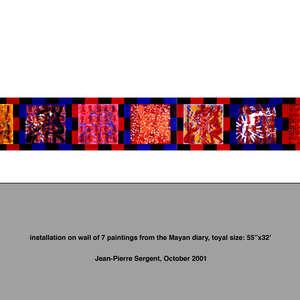 Image 74 - Installations, JP Sergent