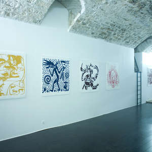 Image 35 - Installations, JP Sergent