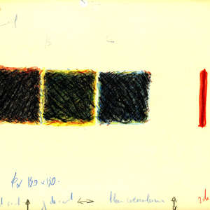 Image 60 - Paintings in Montreal, 1991-1993, JP Sergent