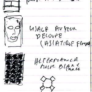 Image 65 - Sketches, JP Sergent
