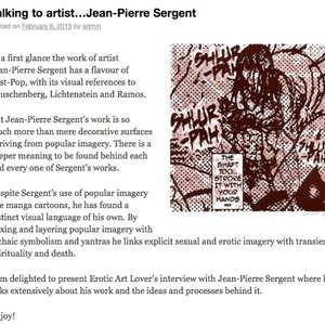Image 22 - Reviews 2012, JP Sergent