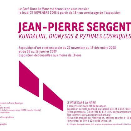 Image 1 - zExpo Pavé 2008, JP Sergent