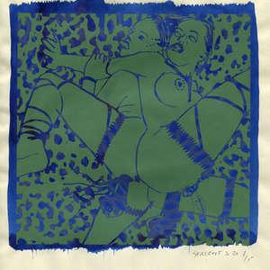Image 166 - Small-Paper-Shakti-Yoni-wang-paper-2020, JP Sergent