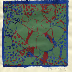 Image 158 - Small-Paper-Shakti-Yoni-wang-paper-2020, JP Sergent