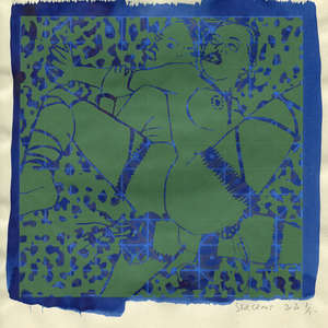 Image 138 - Small-Paper-Shakti-Yoni-wang-paper-2020, JP Sergent