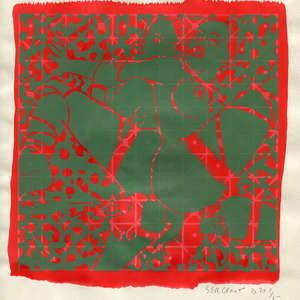 Image 3 - Small-Paper-Shakti-Yoni-wang-paper-2020, JP Sergent