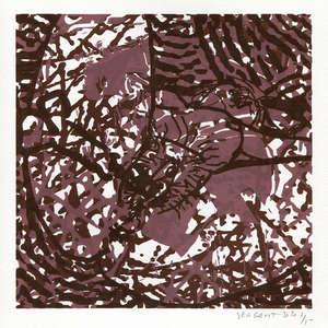 Image 216 - Small-Paper-Shakti-Yoni-2020-White-BFK-Rives, JP Sergent