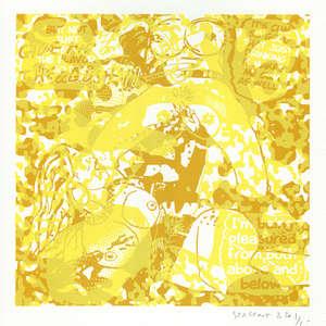 Image 213 - Small-Paper-Shakti-Yoni-2020-White-BFK-Rives, JP Sergent