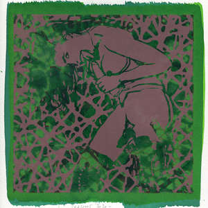 Image 204 - Small-Paper-Shakti-Yoni-2020-White-BFK-Rives, JP Sergent