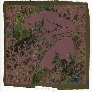 Image 200 - Small-Paper-Shakti-Yoni-2020-White-BFK-Rives, JP Sergent