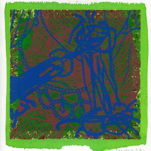 Image 79 - Small-Paper-Shakti-Yoni-2020-White-BFK-Rives, JP Sergent