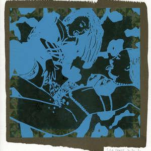 Image 76 - Small-Paper-Shakti-Yoni-2020-White-BFK-Rives, JP Sergent
