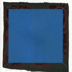 Image 26 - Small-Paper-Shakti-Yoni-2020-White-BFK-Rives, JP Sergent