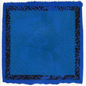 Image 54 - Small-Paper-Shakti-Yoni-2020-White-BFK-Rives, JP Sergent