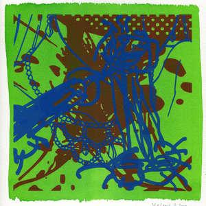 Image 29 - Small-Paper-Shakti-Yoni-2020-White-BFK-Rives, JP Sergent