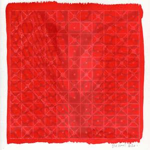 Image 30 - Small-Paper-Shakti-Yoni-2020-White-BFK-Rives, JP Sergent