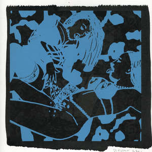 Image 28 - Small-Paper-Shakti-Yoni-2020-White-BFK-Rives, JP Sergent