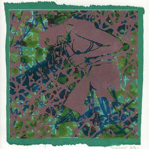 Image 10 - Small-Paper-Shakti-Yoni-2020-White-BFK-Rives, JP Sergent