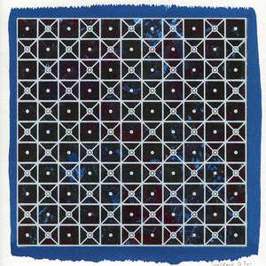 Image 8 - Small-Paper-Shakti-Yoni-2020-White-BFK-Rives, JP Sergent