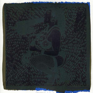 Image 7 - Small-Paper-Shakti-Yoni-2020-White-BFK-Rives, JP Sergent