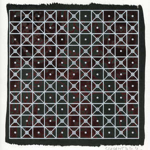 Image 4 - Small-Paper-Shakti-Yoni-2020-White-BFK-Rives, JP Sergent