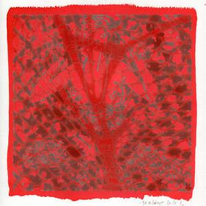 Image 97 - Small-Paper-Shakti-Yoni-2020-White-BFK-Rives, JP Sergent
