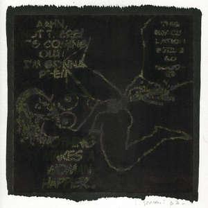 Image 94 - Small-Paper-Shakti-Yoni-2020-White-BFK-Rives, JP Sergent