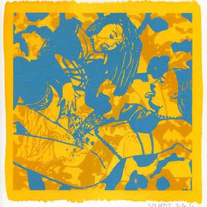Image 83 - Small-Paper-Shakti-Yoni-2020-White-BFK-Rives, JP Sergent