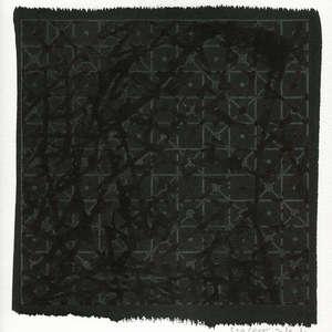 Image 169 - Small-Paper-Shakti-Yoni-2020-White-BFK-Rives, JP Sergent