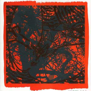 Image 164 - Small-Paper-Shakti-Yoni-2020-White-BFK-Rives, JP Sergent