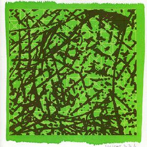 Image 163 - Small-Paper-Shakti-Yoni-2020-White-BFK-Rives, JP Sergent